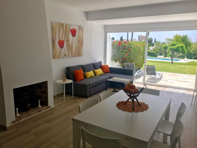 Top renovated 3BR in Aloha, Nueva Andalucia
