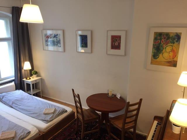 Cosy flat near TXL and Messe Berlin