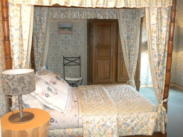 Villa Charme & Spa, belle vue Colmar & Forêt Noire - colmar - ที่พักพร้อมอาหารเช้า