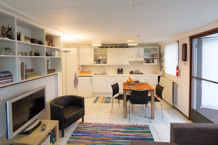 Charming apartment incl free boat - Noorden - Apartament