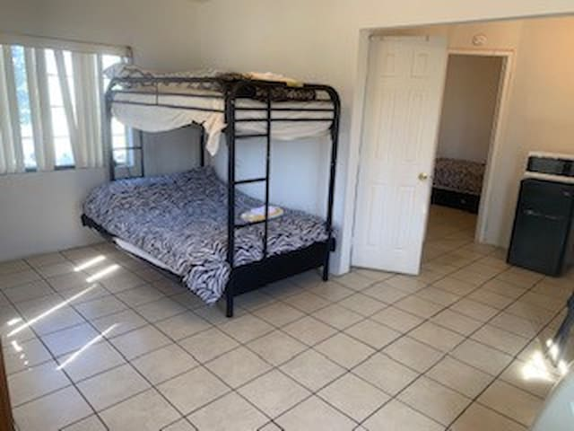 Top Bunk in shared unit at Anaheim and Alamitos