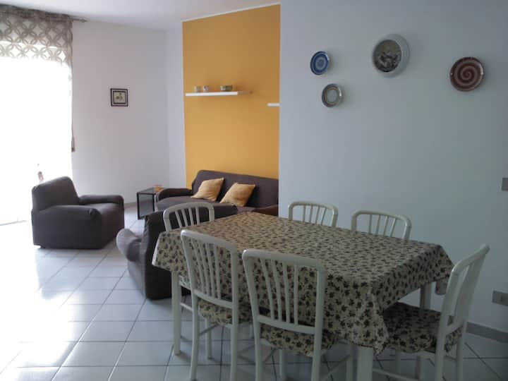 Comfortable apartment in Bosa