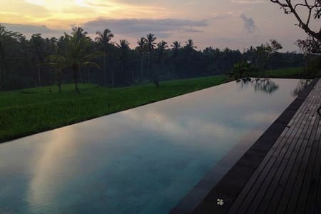 A private piece of Ubud paradise