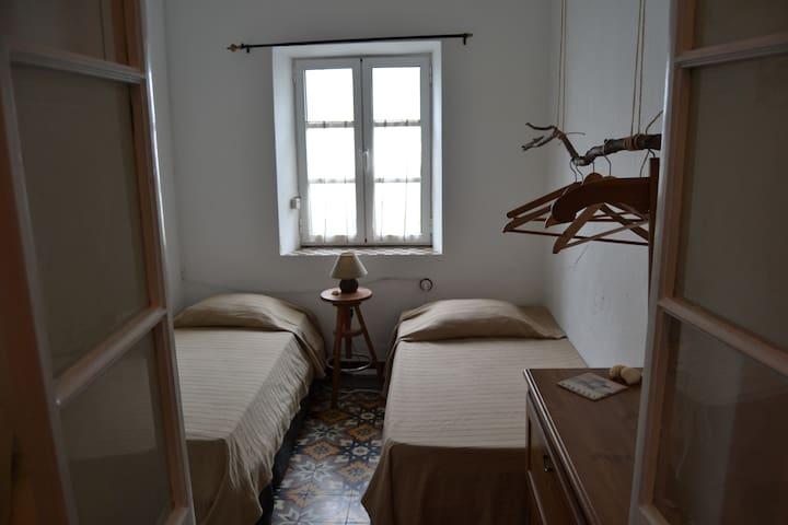 Doble room in the old town - Tarifa - ที่พักพร้อมอาหารเช้า