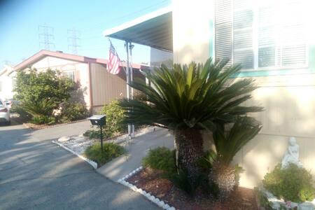 Center of Metropolitan LA area.