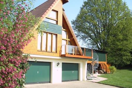 Chalet de Papoo - Hultehouse - Almhütte