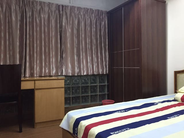 Private Room near the World Heritag - Macau - Daire