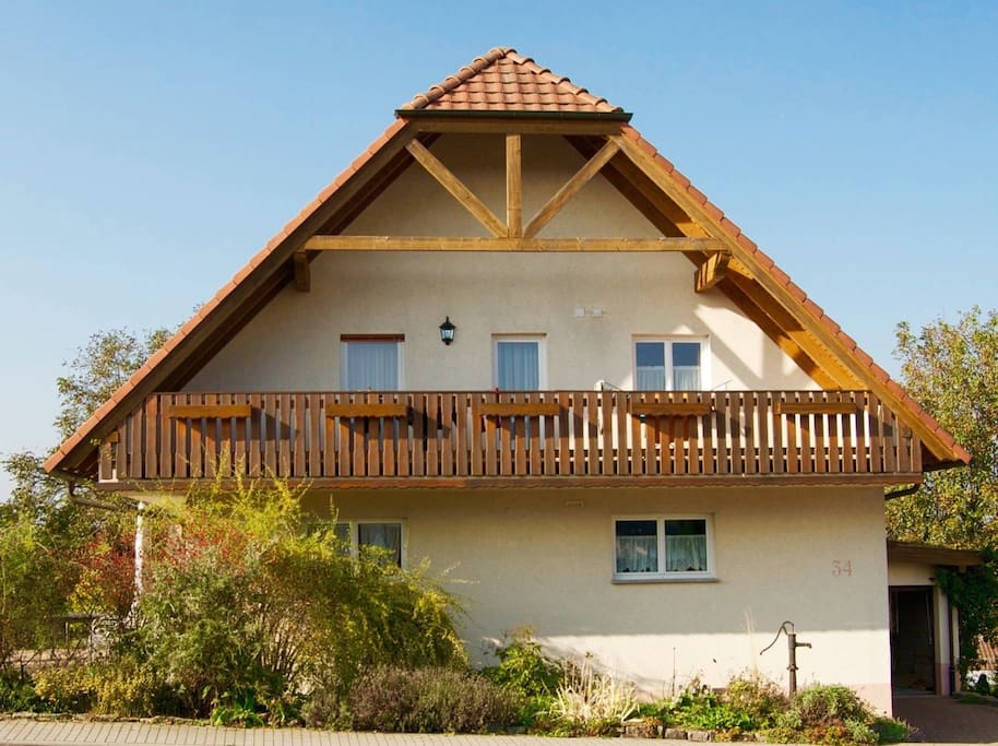 gem tliches 2 bettzimmer mit sauna h user zur miete in schefflenz baden w rttemberg deutschland. Black Bedroom Furniture Sets. Home Design Ideas