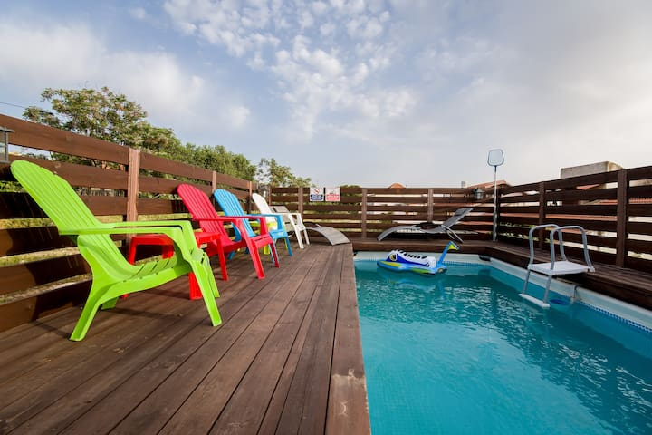 Holiday Flat for Families or Groups - Shlomi - Departamento