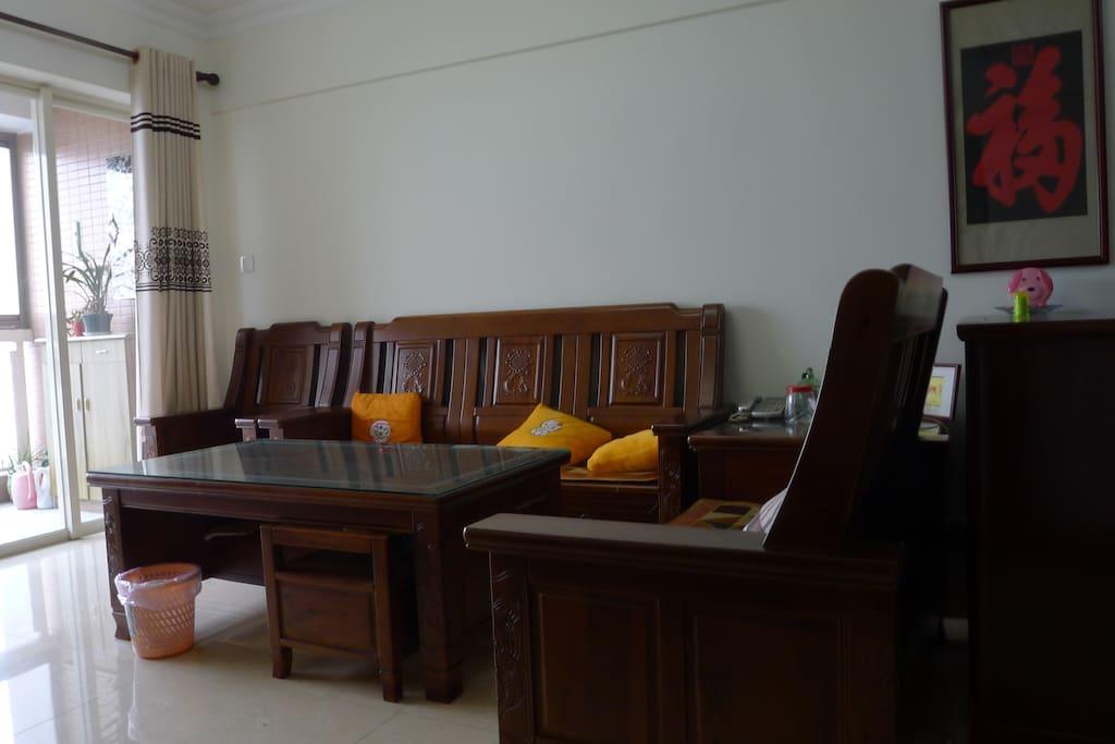古色古香的家具