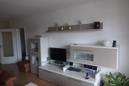 Wohnung im Grünen mit Park und See - Hamburg - Apartment