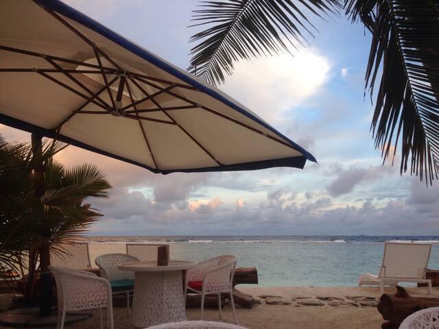 Island Beach House
