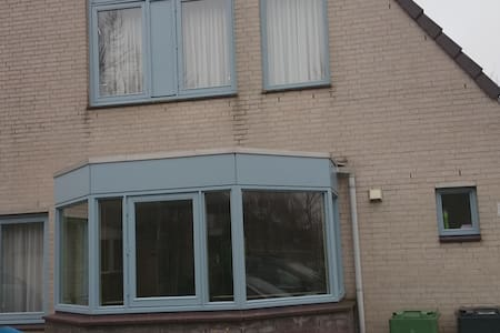 moderne zolderkamer voor 2 - Alkmaar