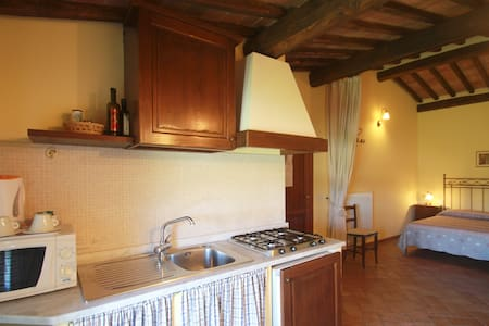 Lovely Studio in Siena countryside - Sovicille - Apartament