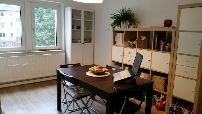 Nice 18 sqm room near city center - Düsseldorf - Huoneisto