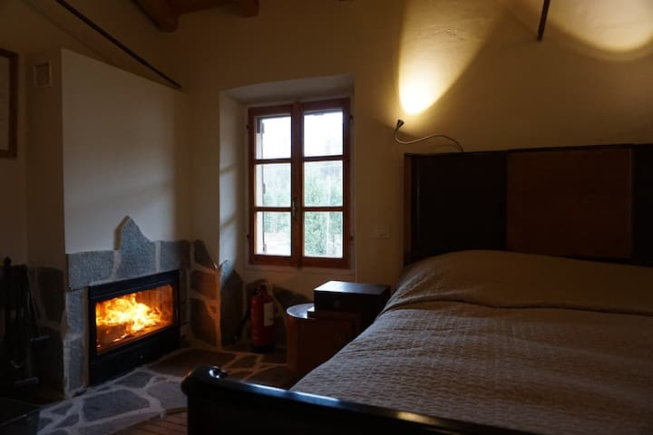 Barbisa 1852: appartamento7 posti con barbecue