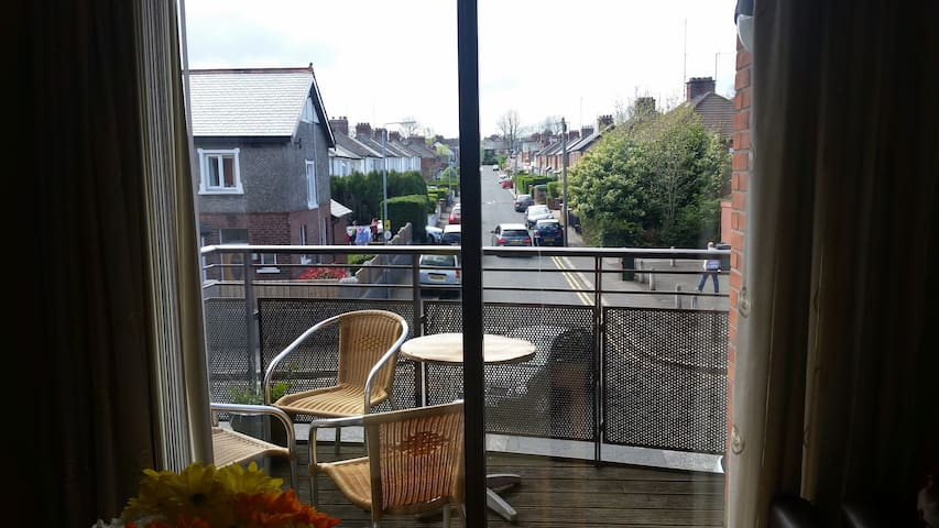 Modern Apartment in South Belfast