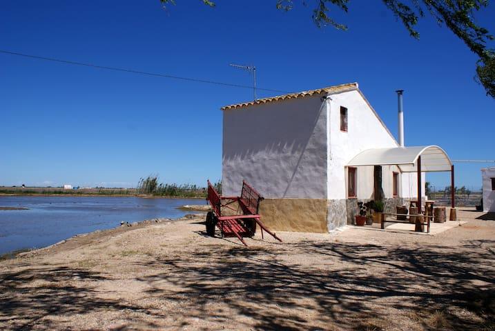 Casa en el Delta del Ebro - Els Muntells - Dom