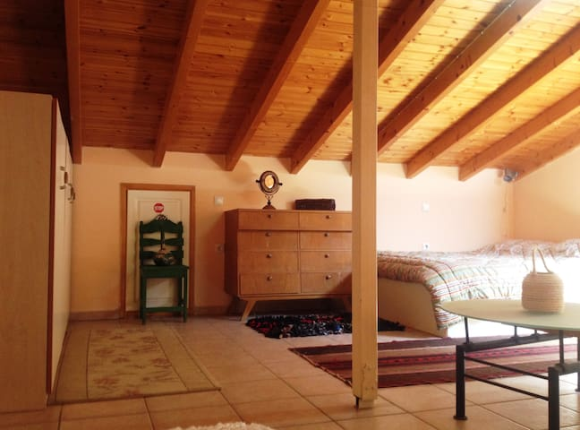 Lovely & Spacious Private Attic - Nafplio