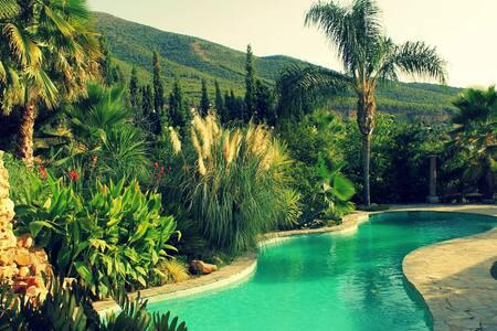 B&B | rural paradise | yoga | massage | nature - Málaga - Bed & Breakfast