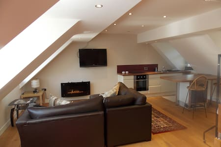 Lovely 1 bed fully furnished  flat. Pet friendly.