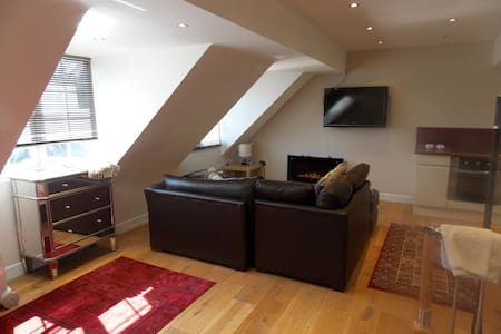 Lovely 1 bed fully furnished  flat - Wolverhampton - Apartment