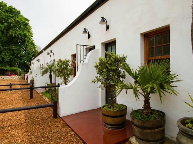 Quaint Winelands Loft UNIT 6 - Stellenbosch - Loft