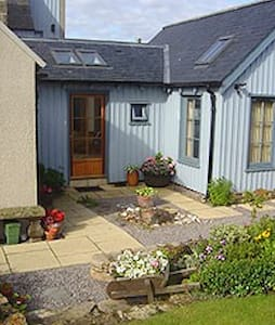Large Seaside Family House - Findhorn - บ้าน