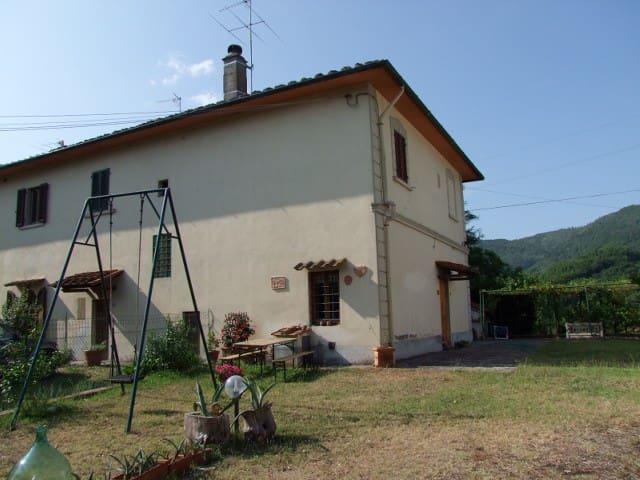 Casolare nel Mugello Fiorentino - Dicomano - บ้าน
