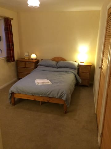 Double Room - Great Location - Aberdeen - House