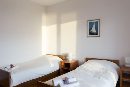 Sea view rooms in Dubrovnik area - Plat - Rumah