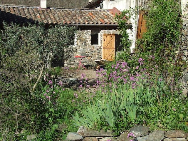 Chambre chez l'habitant dans hameau - Valleraugue - Casa
