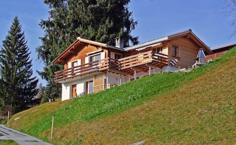 Ferienhaus Chalet Larix - Pany - Ev