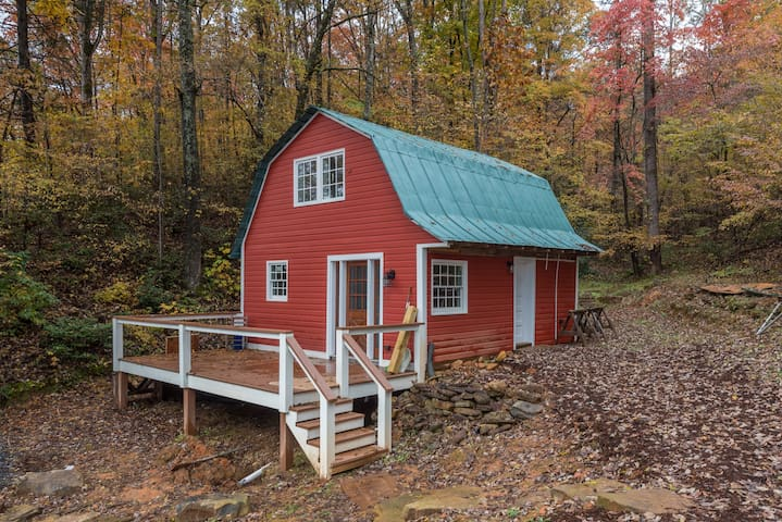 The Barn at Maple Hill | Perfect couples getaway retreat! - 1 Bedroom, 1 Bathroom