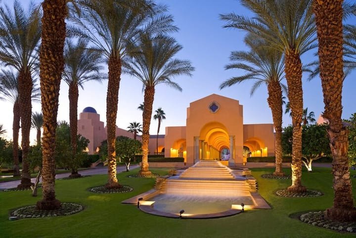 Westin Mission Hills Coachella Weekend Oct. 8-12th