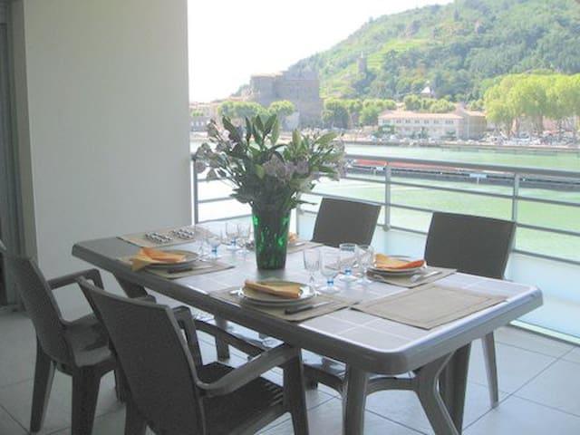 Appartement neuf au bord du Rhône - Tain-l'Hermitage - Lägenhet