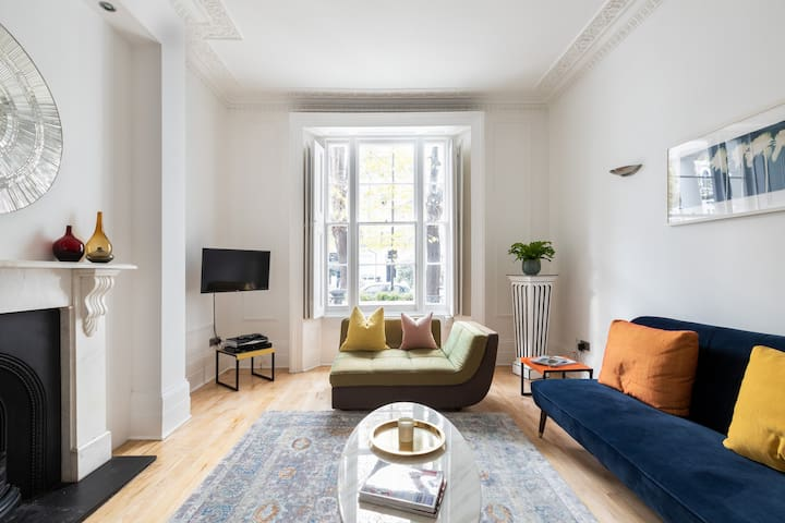 Picnic in the Park – Fantastic 3 Bedrooms near Hyde Park