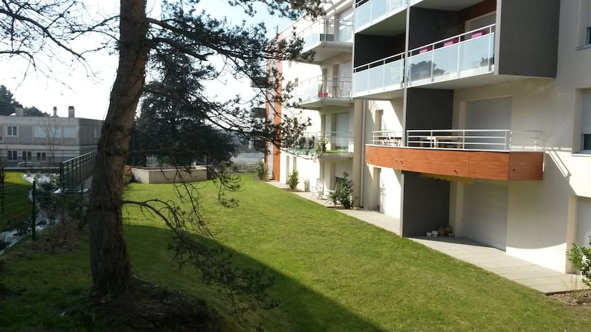 Appt T 2 Auray Golfe du Morbihan - Auray - Apartmen