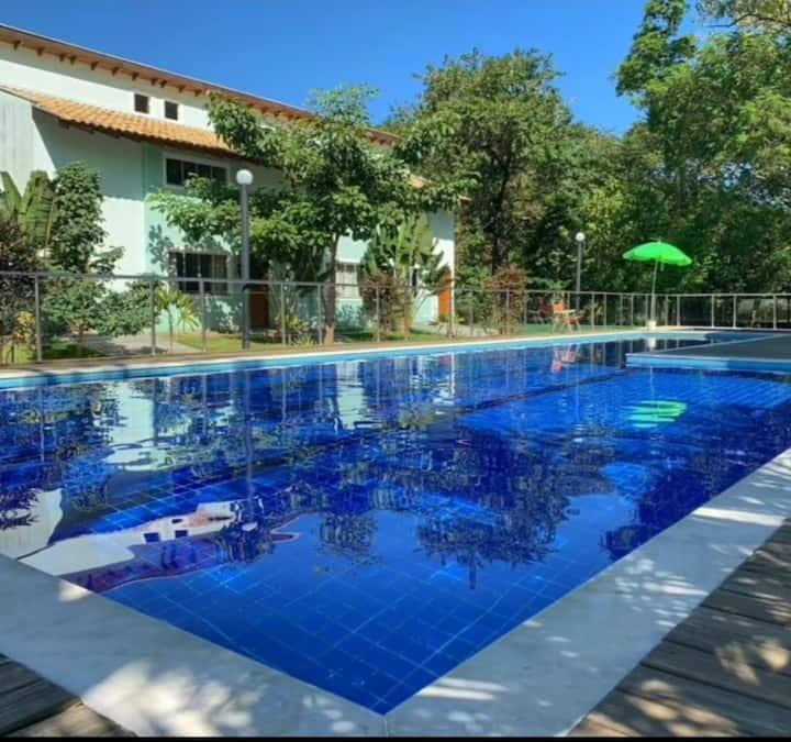 Casa Condomínio Fechado-Paúba - 250mts da praia.