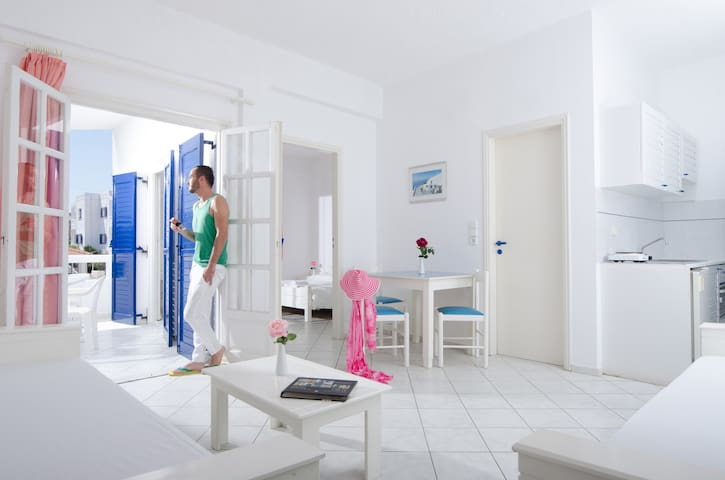Arco Baleno apartments welcomes you - Anissaras - Wohnung