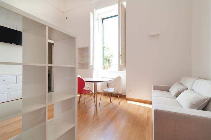 B&B La casa gialla- appartamentino familiare