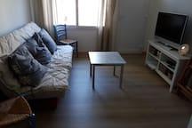 chambre 2 (clic-clac + lits superposés)