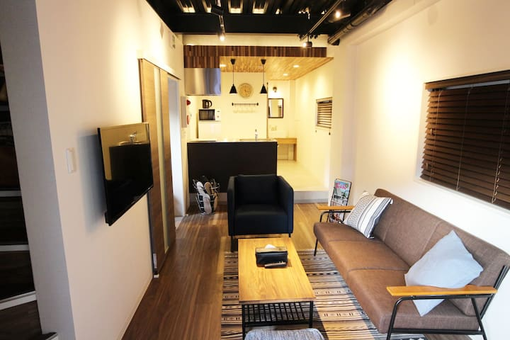 NEW! 4-min OSAKA st!! ★now on sale★ Wi-FI ~楓~