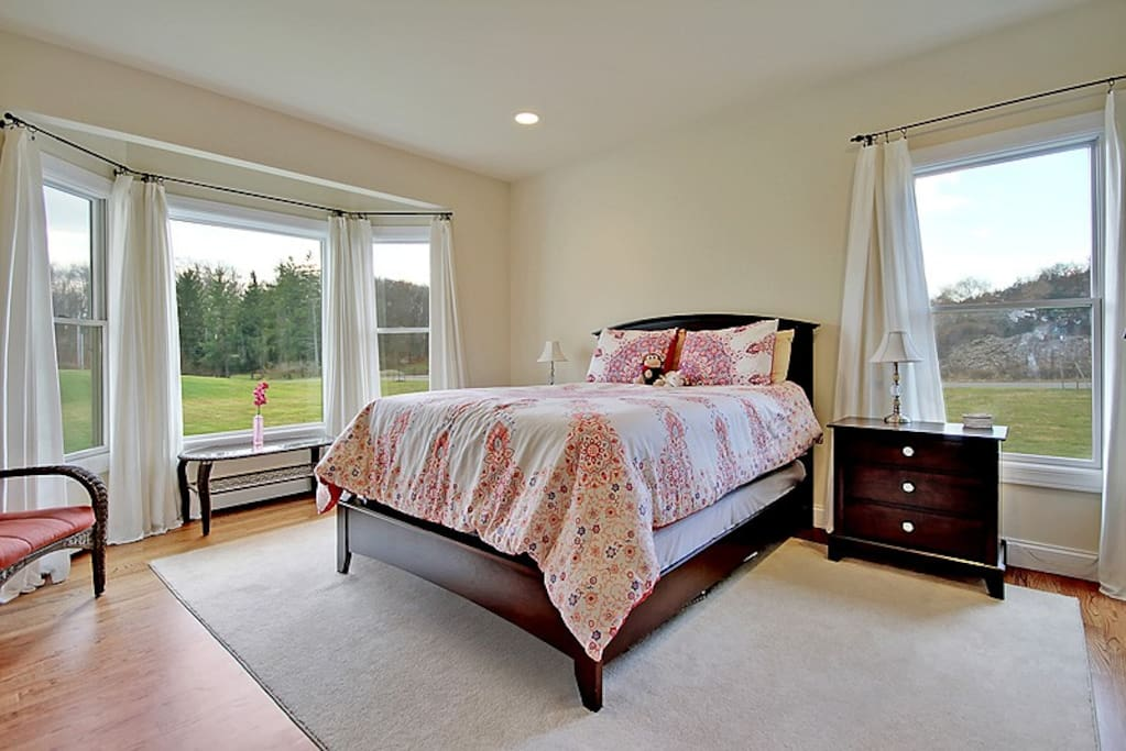 Large Private Bedroom