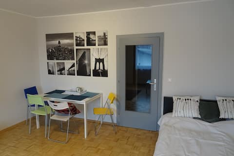 One Room Flat in Klagenfurt