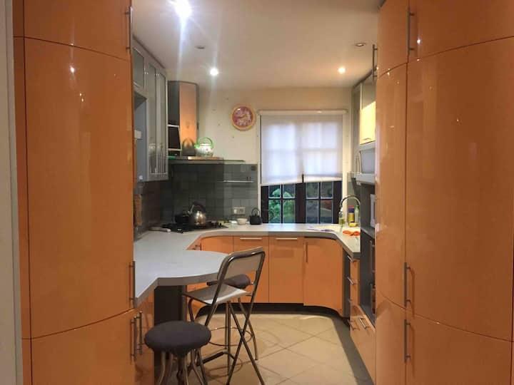 Апартаменты в гостиничном комплексе,16мин от метро