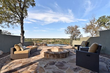 Relax and Enjoy the Views of the Hill Country - Spring Branch - House - 2