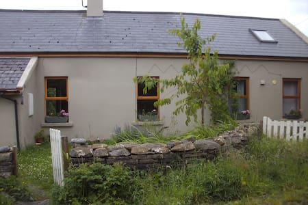 Veerle's hideaway cottage - Ennistimon - Blockhütte