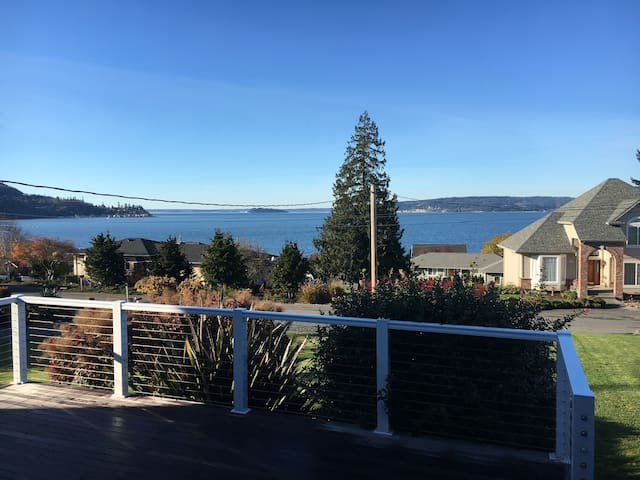 **NEW** Stunning View Home on Camano Island