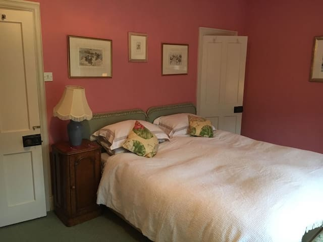 Twin or double room (can be either)